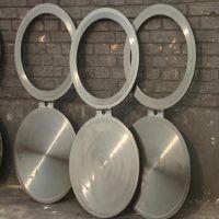 碳钢8字盲板 盐山厂家现货批发20# 8字盲板碳钢焊接法兰盲板大型制造基地