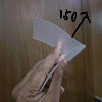 四平厂家生产光面塑料片 磨砂半透明PP塑胶片 本色防静电pp板