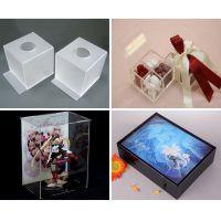 深圳厂家专业生产高透明有机玻璃压克力照片盒子加工定制