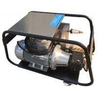 意大利进口工业柱塞泵高压水射流清洗机 喷砂除锈清洗机