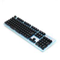 供应B.FRIENDit壁虎忍者GK3悬浮式黑轴机械键盘手感 台式电脑笔记本外接有线游戏键盘