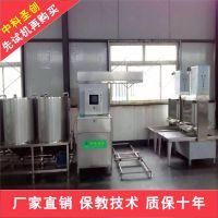 合肥香干机器多少钱一套 全自动生产豆腐干机器 做兰花干的设备