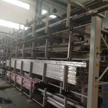 河南板材厂 专用货架 板材平放架 抽屉式货架价格