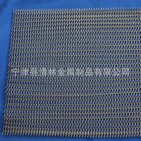 厂家定制304不锈钢速冻设备装用菱形网带
