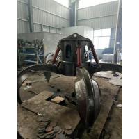 行车用 油电两用液压抓钢机 改装挖掘机抓铁机 金属抓钢机 万齐