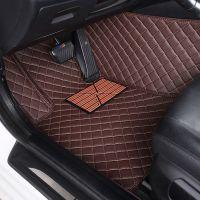 一件代发 汽车全包围皮革环保脚垫专车专用厂家直销 通过质检认证