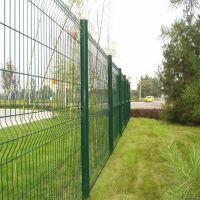 圈地隔离防护网 市政护栏网价格 社区场地隔离防护网