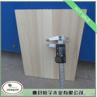 供应恒宇桐木拼板12mm桐木家具板 好C板无变形