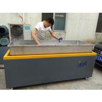 诺虎供应常州黄铜铸造件抛光内孔磁力抛光机,代替酸洗除氧化层设备(220V)
