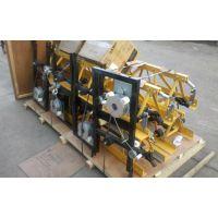 混凝土振动梁 振平机LJZP-12米混凝土地面摊铺机