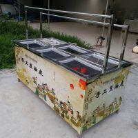 优质豆制品油皮机 家庭作坊式蒸汽腐竹油皮机 瑞诚供应