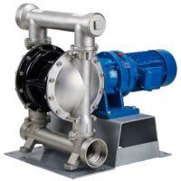 DBY3-80 不锈钢、铸钢电动隔膜泵