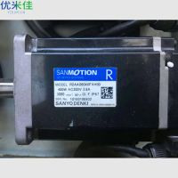 Sanyo三洋伺服电机R2AA06040FXH00维修伺服驱动器电机维修