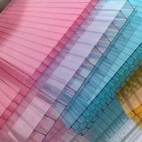 上海典晨阳光板 耐力板 亚克力板 大棚配件优质服务