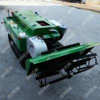 28马力单缸水冷发动机果园施肥开沟机 履带式深耕除草回填一体机