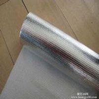 阻燃型铝箔复合玻纤布 复合玻纤铝箔布