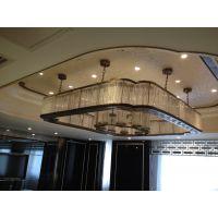 定制餐厅中式长方形、正方形非标定制灯具