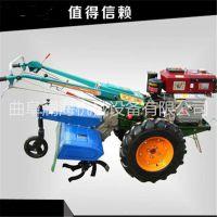 耕地播种开沟手扶拖拉机 两轮小型拖拉机直销