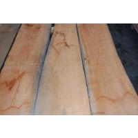 尚高木业供应欧洲樱桃毛边板材A级\AB级适合做船内装修现有500立方
