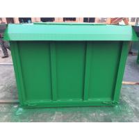 河北沧辉地埋式垃圾箱 环卫挂车垃圾箱 厂家直销