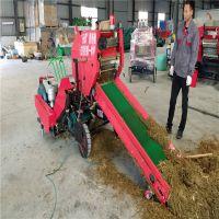 内蒙打捆包膜机 牧草打捆机 农业专用