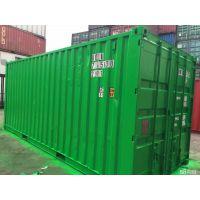 旧集装箱货柜便宜出售,二手集装箱改装翻新装修,住人活动房价格