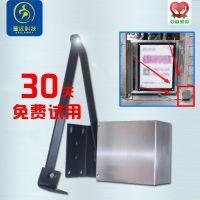 遂宁蓬远科技自动开门机电动闭门器小区人行通道广告门电动机一站式采购服务招商招加盟