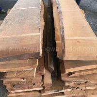 金威木业稳定供应榉木毛边板材多规格厚度齐全 优质地板料家具材