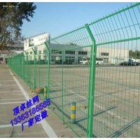 顶卓工业园区护栏网开发区围栏网铁丝防护网隔离网浸塑护栏网厂家直销