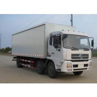 东风天锦小三轴8.6米厢式货车