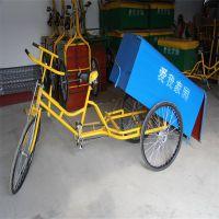 河北绿美供应人力保洁三轮车 脚蹬式三轮车 自卸式三轮车 定制型