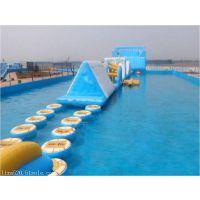 夏季大型户外高端水上互动项目水上乐园水上闯关出租租赁