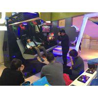 银河幻影9DVR太空舱体验VR飞行影院神舟返回舱设备直销