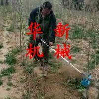 硬土开荒除草机 背负式除草机 华新机械专用制造