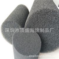 圆柱形海绵 圆柱透气海绵条 过滤海棉定制