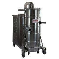 南京陶瓷车间大功率吸尘器100L大容量集尘机WX100/75威德尔