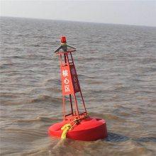 重庆发光航标 嘉陵江航道警示浮标 通航浮标