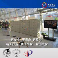 天瑞恒安 TRH-ZSM-208 指纹钥匙智能存放柜,指纹柜联网存放钥匙
