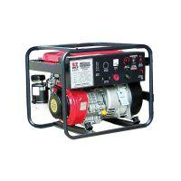 工厂直销日本电王HW220汽油单缸下向焊发电电焊一体机