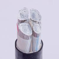 甘万通YJLV-3*70+2*35黑色五芯电力电缆厂家直销可定制