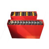 日本GSYUASA叉车蓄电池5PZS575电动叉车电瓶组48V575AH