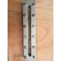 供应焊接式平板玻璃液位计