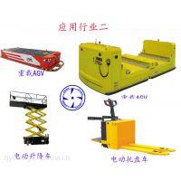 上海同普-agv舵轮-意大利CFR卧式驱动轮-马路达总代理商电动堆高车