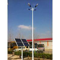 福瑞光电 河北保定太阳能电池生产厂 13米中杆灯 6米30瓦灯头