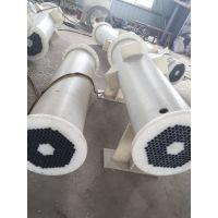 PP降膜吸收器,石墨改性聚丙烯降膜吸收塔 聚丙烯吸收器吉利报价
