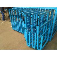 铝板货架 立式100%拉出板材货架