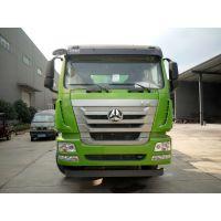 厂家直销重汽国五340马力举升式20方污泥运输车
