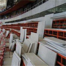 今天我去河南复式钢结构夹层板加厚水泥纤维板厂家参观了!