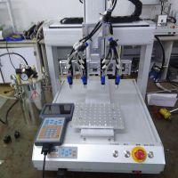 美兰达双组份自动点胶机,自动灌胶机,点胶机设备