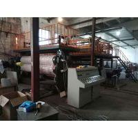 2.2米幅宽PVC地板革生产线 邦尼供应